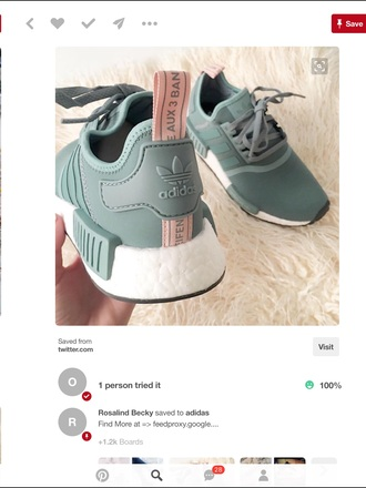 shoes adidas fitness adidas shoes green blue pink