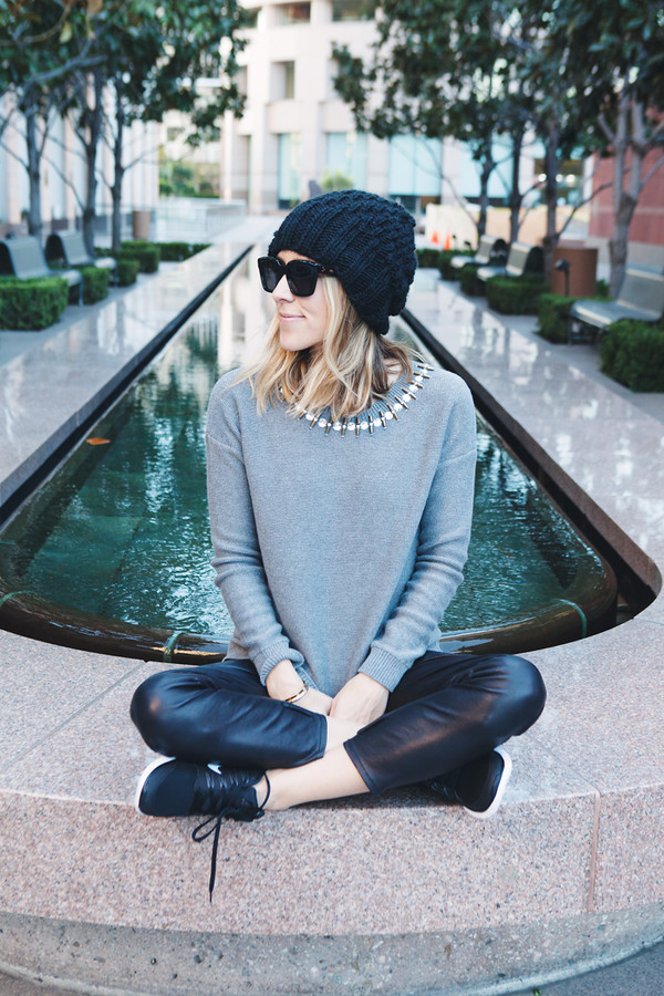 damsel in dior sweater