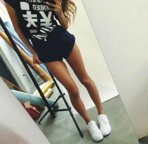 t-shirt black japan