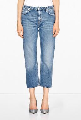 Acne | Pop Lt Vintage Boyfriend Cropped Jeans by Acne