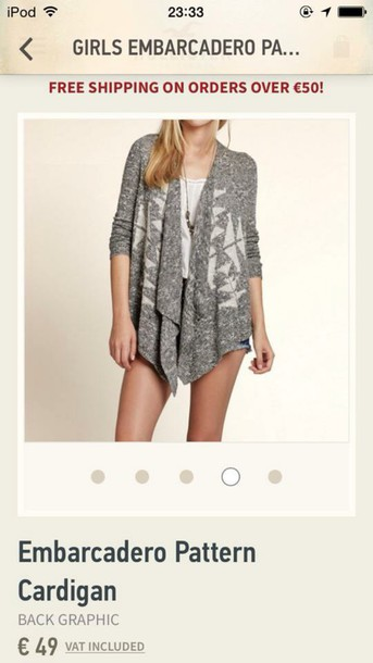 coat cardigan grey cardigan