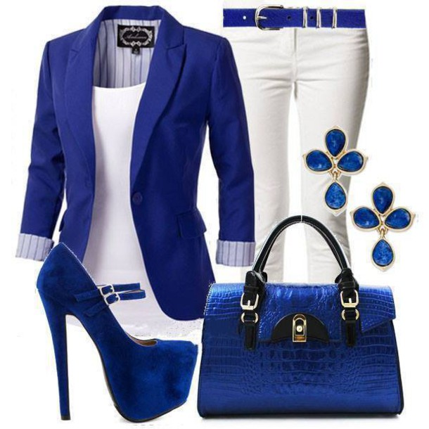 dress outfit jacket colorful