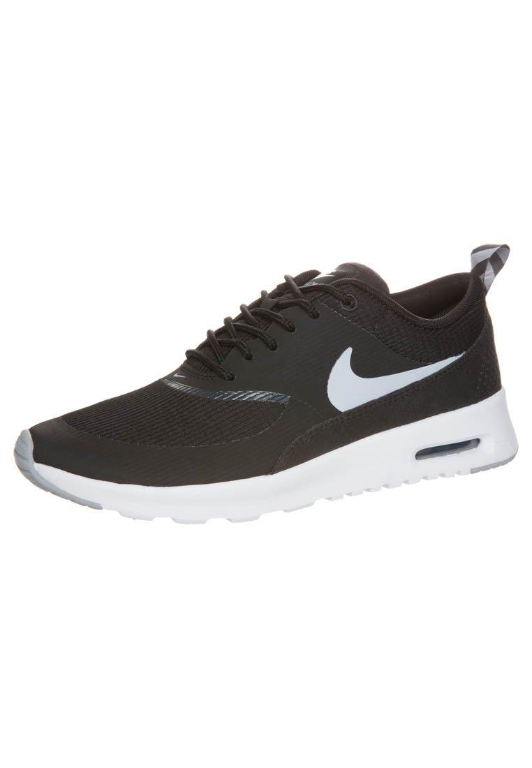 Nike Sportswear AIR MAX THEA - Baskets basses - noir - ZALANDO.FR