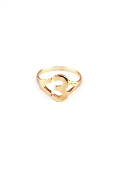 Jewels love heart lovely cute ring ring accessory