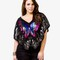 Butterfly sequin top | forever21 plus - 2000006871