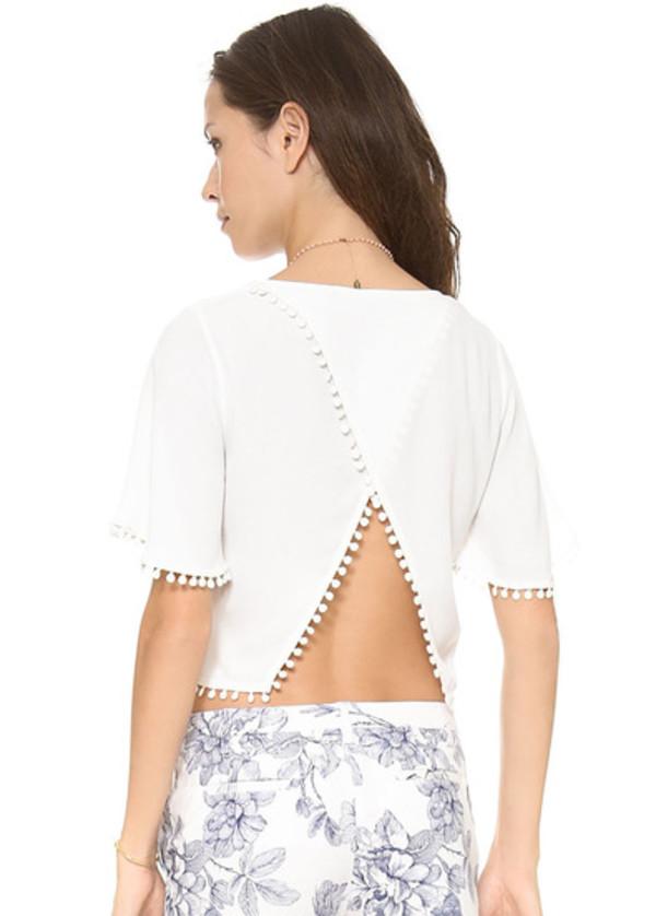 top blouse shirt