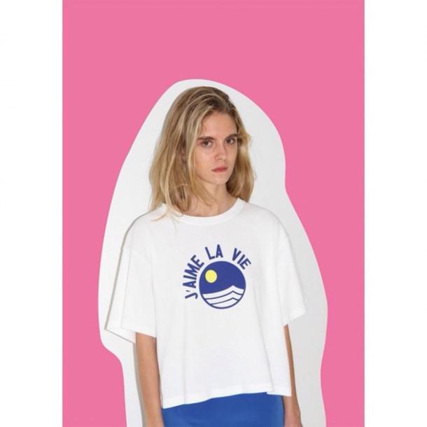 t-shirt long jacquemus