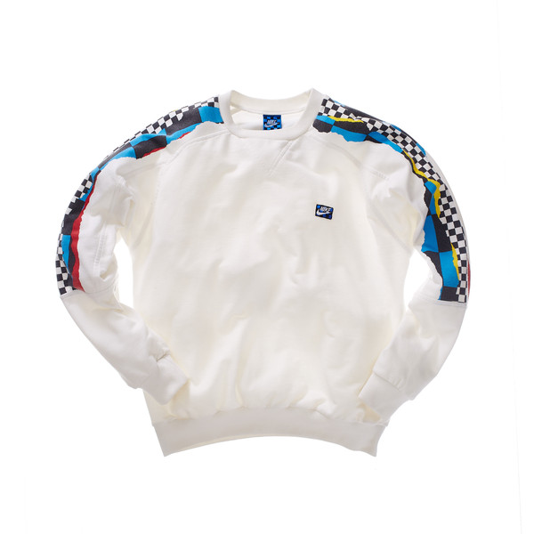 Nike McEnroe Checkered Sweatshirt – Sweat The Style