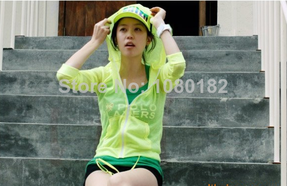 New 2014 Women Spring Summer Fashion tops. Sun protection clothing Candy Colors  Blouse Special offer A clearance sale-inBlouses & Shirts from Apparel & Accessories on Aliexpress.com