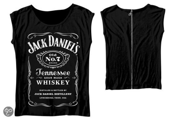 shirt jack daniel's
