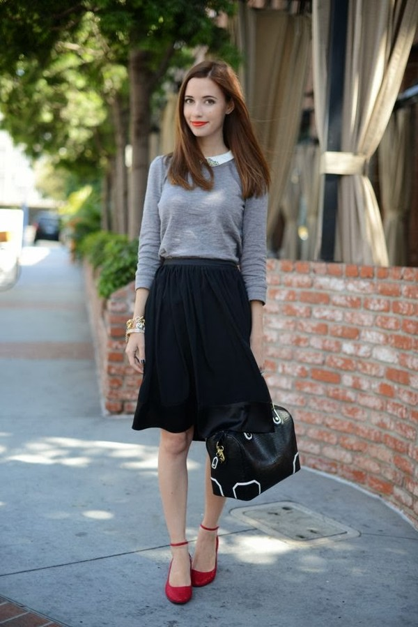 m loves m t-shirt skirt shoes bag jewels