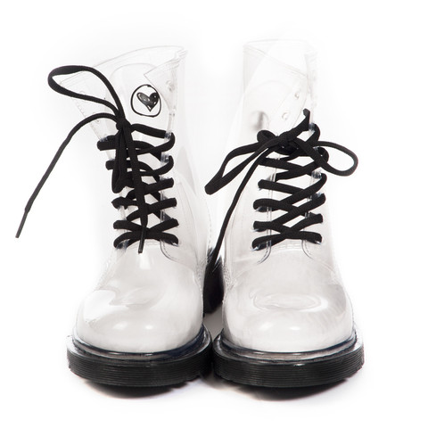 MADMIA Girls Clear Bubble Boots & Socks / Ned and Pippa's / Australia | Ned and Pippa's