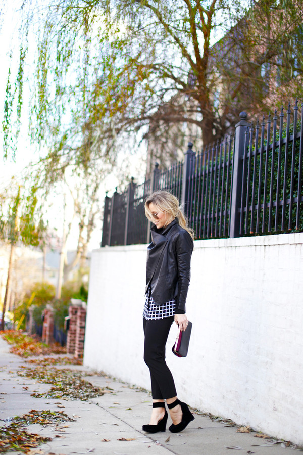 happily grey jacket t-shirt pants shoes bag jewels