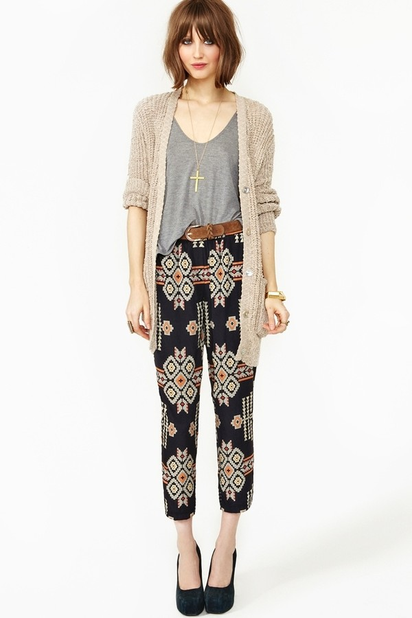 pants pants tribal pants tribal beat pants nastygal