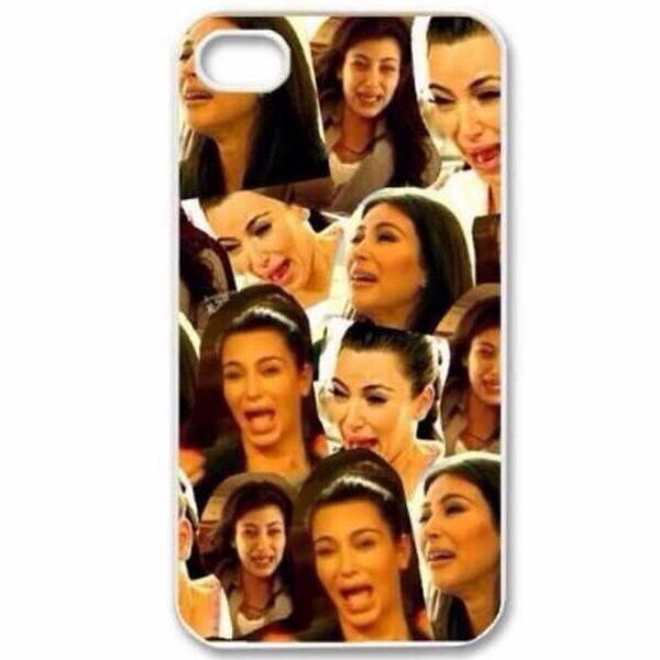 jewels kim kardashian phone cover