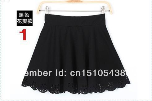2013 spring season bottoming Korean women's pleated skirt tutu skirt big swing-in Skirts from Apparel & Accessories on Aliexpress.com