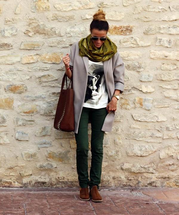 rebel attitude bag shoes coat pants t-shirt