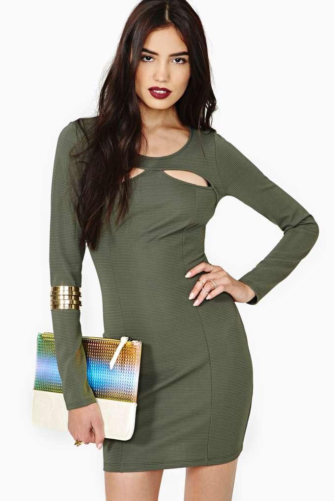 Lure Dress   Shop Dresses at Nasty Gal