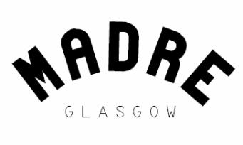 Madre leopard beanie pom - MADRE Glasgow