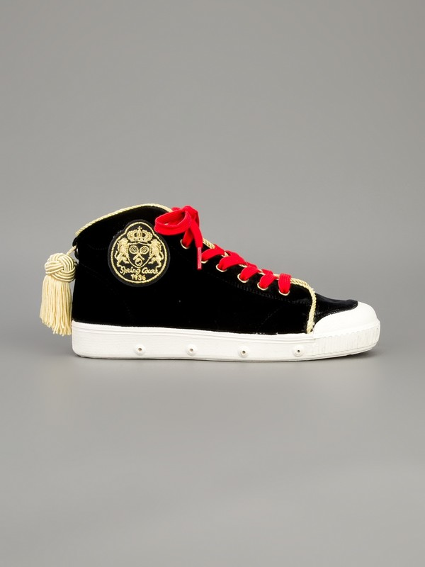 shoes sneakers royal monarchy spring court