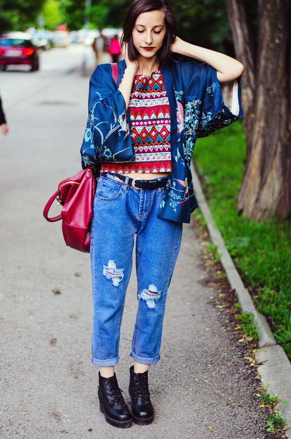 beauty insanity tank top jeans
