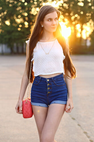 shorts high waisted gold buttons navy tight bottom denim shorts fitted shorts summer sexy