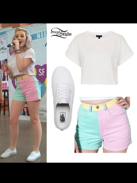 shorts perrie edwards