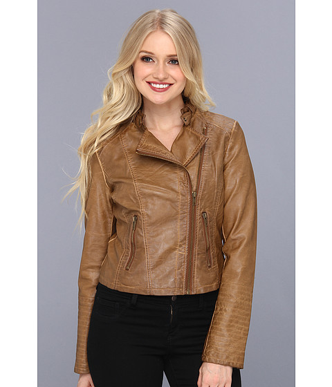 BB Dakota Stanley Jacket Light Brown - Zappos.com Free Shipping BOTH Ways