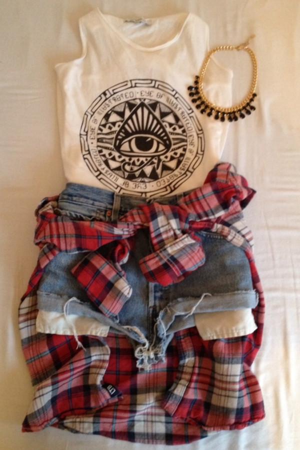 t-shirt t-shirt shirt shorts