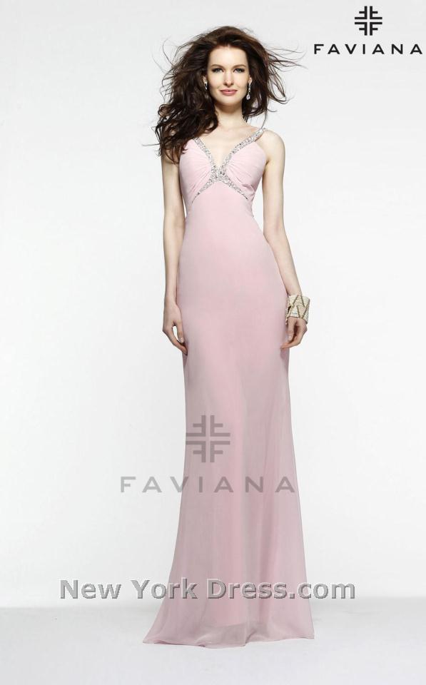 Faviana 6564 Dress - NewYorkDress.com