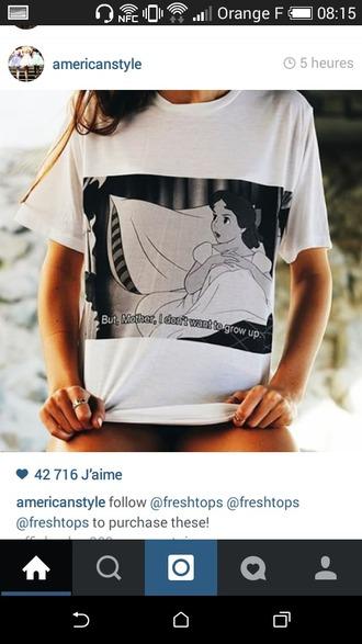 t-shirt wendy peter pan disney disney shirt peter pan shirt growing up mums bedroom young