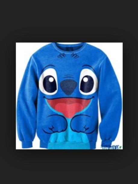 sweater stitch lilo and stitch