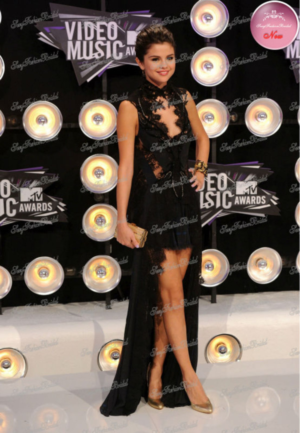 dress selena gomez long dress black dress celebrity style