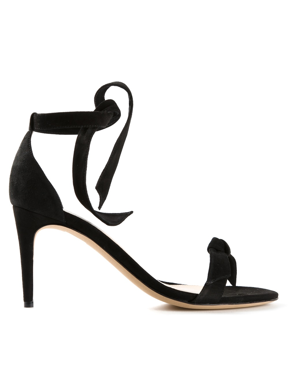 Alexandre Birman Knotted Sandal - The Webster - Farfetch.com