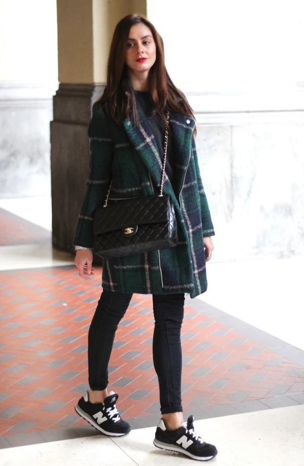marie zamboli coat bag shoes jewels