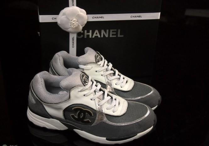 Chanel Running Sports Sneakers Women's Shoes - jishopping