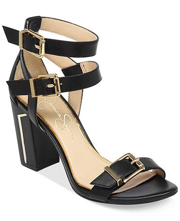 Jessica Simpson Julinda Two Piece Sandals - Shoes - Macy's