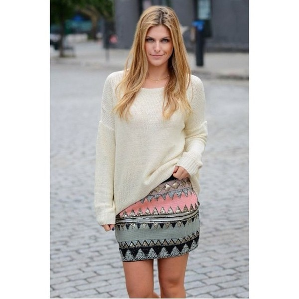 skirt fashion ootd look of the day style fashionista