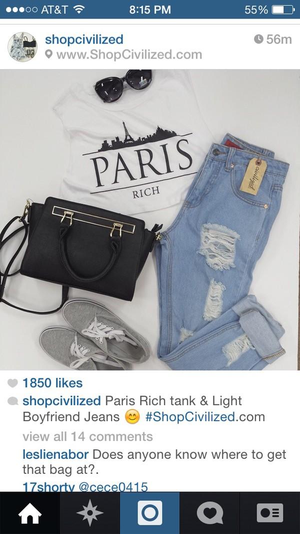 bag jeans