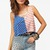 American Flag Crop Tops Under $50 | The Kissters