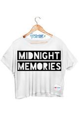 Midnight Memories Crop Shirt - Fresh-tops.com