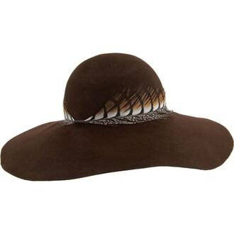 hat accessory plume beautiful