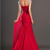 Red Long Jeweled Strap Ruched Mermaid Prom Trailing Dress [red long ruched prom dress] - $195.00 : Prom Dresses 2014 Sale, 70% off Dresses for Prom