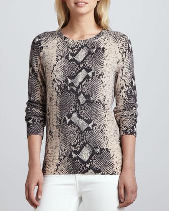 Equipment Sloane Cashmere Crewneck Sweater - Neiman Marcus