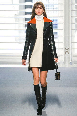 Louis Vuitton Fall 2014 Ready-to-Wear Collection on Style.com: Runway Review