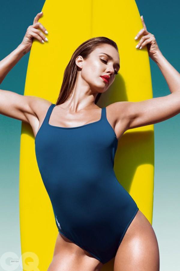 swimwear jessica alba