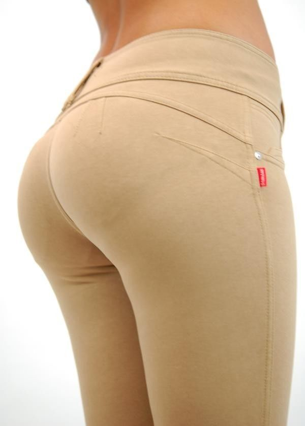 Sexy Classic Brazilian Khaki Moleton Butt Lifting Pants 1119 | eBay