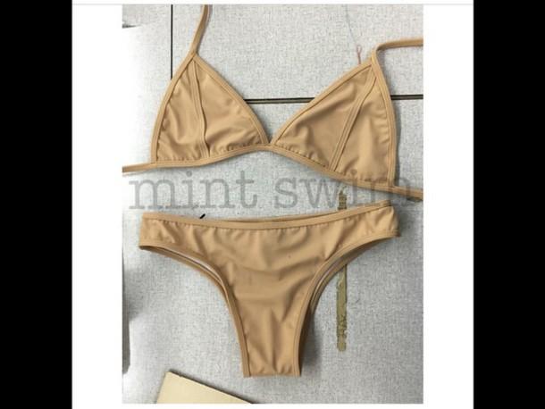 swimwear nude bikini