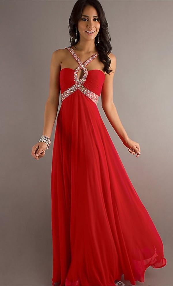 dress red dress long prom dress prom dress