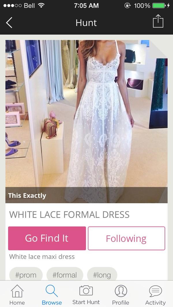 dress maxi cute lace maxi dress